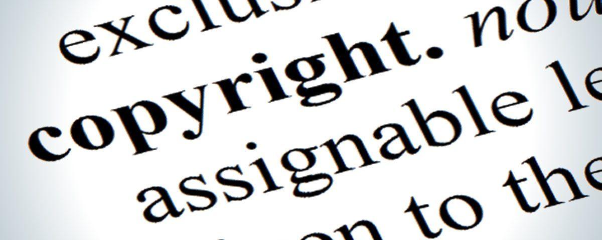 Myths Surrounding Copyright